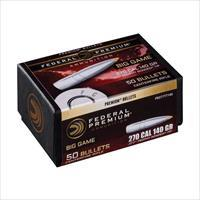 Fed Bullets .277 140 Gr Trophy Bonded