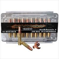G2R RIP-OUT Ammo 300 BLK Trident SubSonic 200gr 20/bx