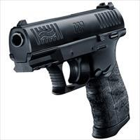 Walther CCP Concealed Carry Pistol 9mm 3.54'' Cerakote Black