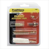 Traditions Ramrod Accessories Pack 50 Caliber