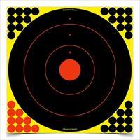 Shoot-N-C 17.25'' Bull's-Eye Target 5 Sheet Pack