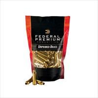 Federal Unprimed Brass 22-250 Rem 100/bag