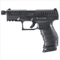 Walther PPQ M2 9mm 4.6''  Threaded Barrel 15/17rd