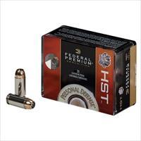 Federal Ammo 45 ACP 230gr JHP 20rds/Box 10Bx/Cs