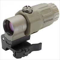 Eotech G33 Tan Magnifier w/ STS Mount