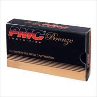 PMC Bronze 7.62x39 123gr FMJ 20/bx