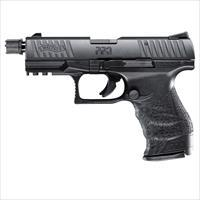 Walther Tactical PPQ M2 .22LR 4.6'' Threaded Barrel 10rd