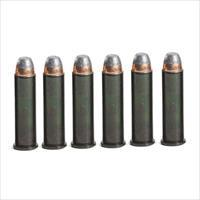 Traditions Revolver Training Cartridge 357 Mag 158 Gr JHP (6 CT)