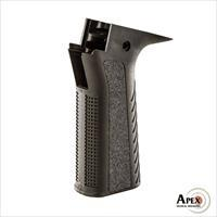 Apex Optimized Pistol Grip Nylon Black