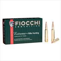 Fiocchi Extrema 6.5x55 Swede. 140gr SST 20/bx