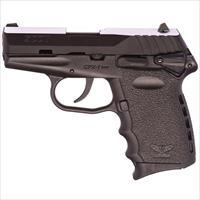 Sccy CPX-1 CB 9mm Black (Manual Safety)