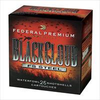 FEDERAL BLACK CLOUD FS STEEL 10 GAUGE 3.5' 1-5/8OZ #BB 25/BX (25