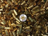 500 Bayou Brass 100% Processed 9mm Once Fired Brass Cartridges, Matching Headstamps