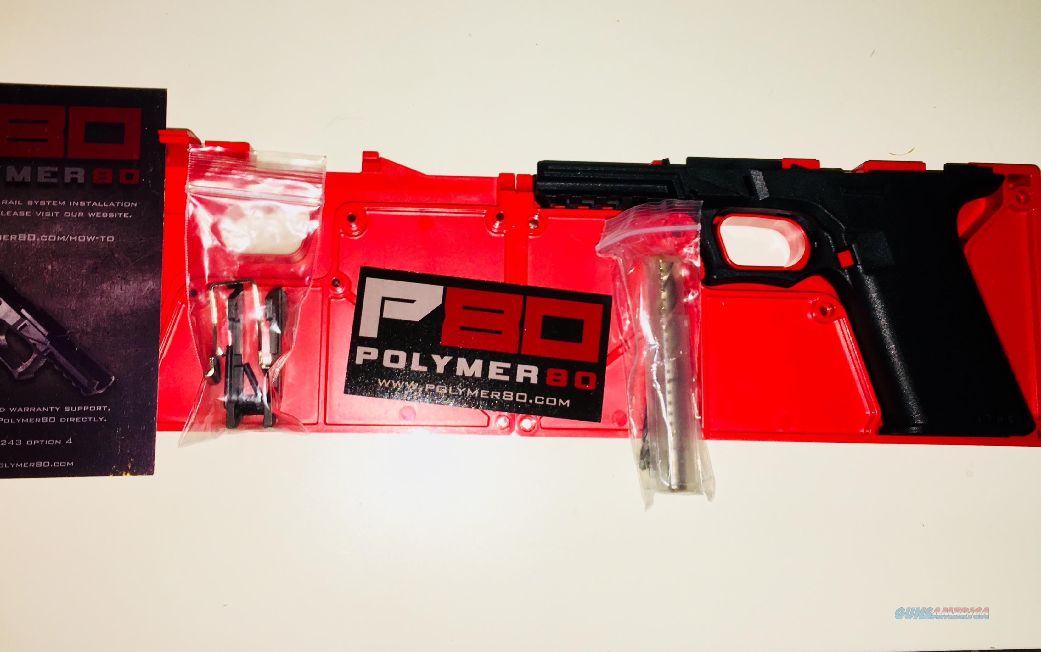 Polymer80 PF940v2 Lower Frame Kit for Glock 17, 22 + Ready-Mod