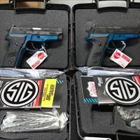 SIG SAUER P229 M11-A1 Blue Compact- Free Ammo