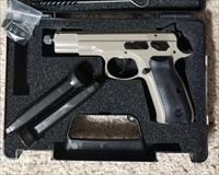 CZ-USA CZ 75 Omega Suppressor Ready