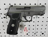 Sig Sauer P229 Legion 9mm comes with three magazines