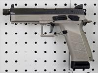 CZ-USA Grey P-09 Threaded Barrel 9mm Pistol