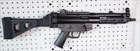 PTR 601-MP5, SBT Brace, Franklin Armory Binary Trigger