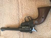 Ruger Single Six Pistol in MINT Condition with soft case