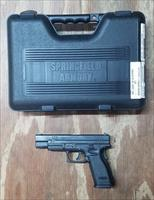 Springfield Armory XD9402HCSP06 XD Tactical 40 S&W Pistol