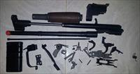 Bulgarian AK 74 Custom Kit with barrel