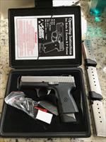Kahr P9 Covert w/Night Sights and 4 Magazines