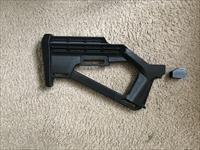 Disruptive Solutions Bump Fire Stock AR-15 3D Printed Right or Left Handed, Black