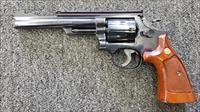 Smith & Wesson 19-4 revolver .357 Magnum Blued finish