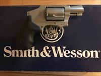 SMITH & WESSON .38 SPECIAL REVOLVER, HAMMERLESS