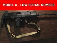 Uzi Model A (Low Serial Number