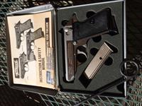 WALTHER/INTERARMS PPK/S 380- 9MM KURZ STAINLESS PISTOL & BOX