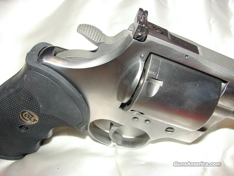 Colt Anaconda Kodiak 44 Magnum California