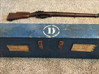 No.4 Mk.1 T Lee-Enfield Sniper Rifle with Scope and Cases