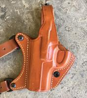 Holster - Gould & Leather Goodrich - for CZ75, Hi Power