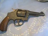 Smith and Wesson Victory 38 special, low S/N