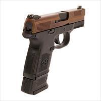 FN Fns-9c 9mm Bronze/blk 12+1 Fs   **Financing program available** layaway