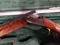 Perazzi MX 8 O/U 20 gauge with 29.5 inch barrels with Briley 28 and 410 Gauge Tubes