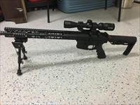 Pristine custom Built AR 15