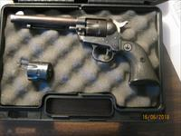 Ruger single-six convertible