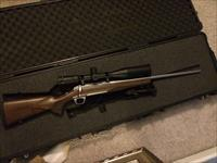 Browning Stainless Hunter 300 WSM, 22'' barrel NIghtforce Scope