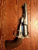 COLT RICHARDS CONVERSION  1860 Army MADE IN 1870 44CAL