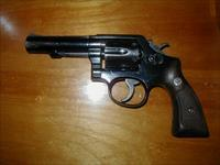 Smith and Wesson Model10-6 from 1965