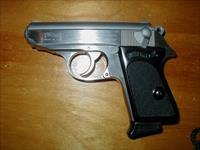 Walther PPK Stainless Interarms .380