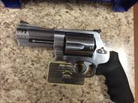 Smith & Wesson 500mag Stainless