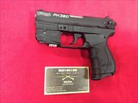 Walther PK380 WITH LASER