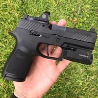 Sig P320 RX Compact with Extra Mags and QVO Holster