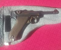 1915 DWM German Luger