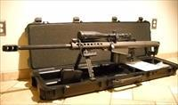 Barrett M107.50BMG Semi-Auto Rifle W / NF Scope