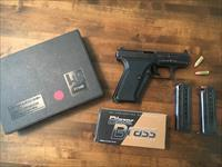 CLEAN! Chantilly HK P7M8 9mm w/ factory case and 2 mags + ammo